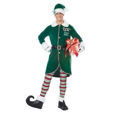 Workshop Elf Holiday Outfit Christmas Adult Men Costume