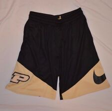University of Purdue Boilermakers Nike NCAA New Performance Basketball Shorts