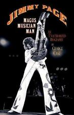 Jimmy Page: Magus, Musician, Man: An Unauthorized Biography-ExLibrary