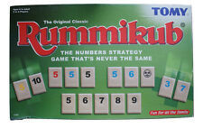 Rummikub Game Spares Number Tile use the pull down arrow to Choose Colour Number