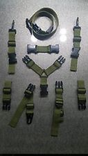 AZY'S TACTICAL SLINGS 4 IN 1 MODULAR MULTI-SLING SYSTEM WITH HK-TYPE SNAP HOOK.