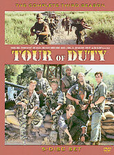 New Sealed TOUR OF DUTY - The Complete Third Season 3 (DVD, 2005, 5-Disc Set)