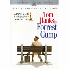 Forrest Gump (DVD, 2001, 2-Disc Set, Collectors Edition- Sensormatic)