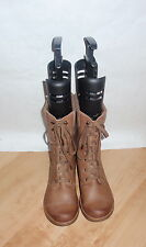 NEW Clarks NORLEY FOREST womens  leather military boots - various sizes