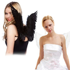 FashionWings Children's Xmas Butterfly Style Costume Feather Angel Wings Halo US