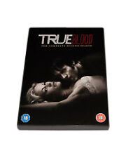 True Blood  complete season two DVD boxset new and sealed vampire
