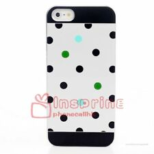 Polka Dots Skin Hard Case Cover For Apple iPhone 5 5S 5th Generation