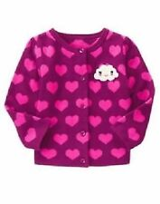 Gymboree NWT Girls Bundled and Bright Cardigan Sweater Size 6-12 & 18-24 M