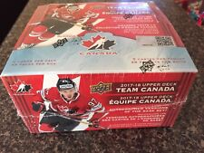 17/18 Upper Deck Team Canada Canadian Tire Base SP Heir Ice you pick finish set