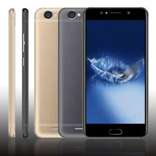 "6.0"" UNLOCKED ANDROID 6.0 SMARTPHONE QUAD CORE DUAL SIM 3G DUAL 5.0MP CELL PHONE"