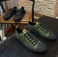 New Fashion Lace-Up Shoes Low Top OFF C/O VIRGIL ABLOH Leather Sneakers