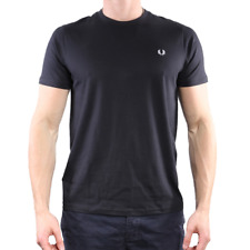 Fred Perry Crew Neck T Shirt - Navy