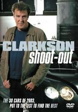 Clarkson - Shoot Out (DVD, 2003) Jeremy Clarkson - Brand New Sealed