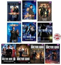 New DOCTOR WHO: The Complete Series Season 1-10 1 2 3 4 5 6 7 8 9 10 DVD 55-Disc