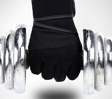 Fitness Gloves Professional Men Gym Training Weight Lifting Dumbbell Wrist Wrap