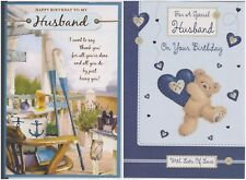 Husband ~ Happy Birthday To My Husband / For A Special Husband ~ Birthday Card
