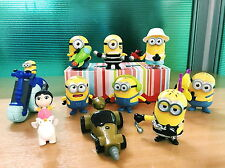 Despicable Me 3 Minion Happy Meal McDonalds 2017 BUY 2 GET 1 FREE