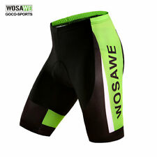 Summer Bike Shorts Cycling Gel Padded Tights Mens Riding Bicycle Shorts Sports