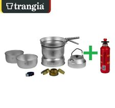 TRANGIA 25-2 ULTRA LIGHT COOKING SYSTEM STORM PROOF COOK SET STOVE CAMPING