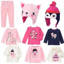 Gymboree 4 4T 5T 5 6 7 8 FAIR ISLE FLURRY TEE TOPS HOODIES LEGGINGS HAT NWT