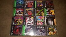 Various Playstation 1 games, PS1 games pick one All games complete w / manuals