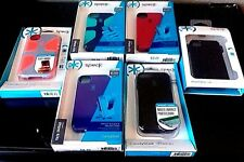 Genuine Speck Case ~ iPhone 4/4s, 5, 5/5s, 5c, 6 ~ CandyShell & PixelSmart Style