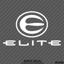 Elite Archery Bow Hunting/Outdoor Sports Decal Sticker  - Choose Color