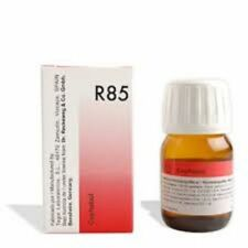 Dr. Reckeweg - Homeopathic Medicine - R85 - High Blood Pressure Drops 30Ml