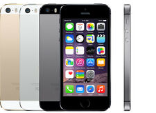 "Apple iPhone 5S 16GB 32GB 64GB ""Factory Unlocked GSM"" 4G LTE iOS Smartphone"