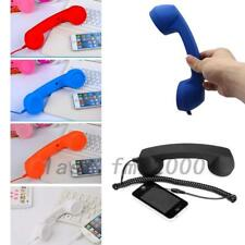 New Cell Phone Handset Receiver Retro Classic Telephone For Android IPhone
