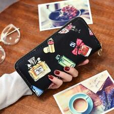 Long Creative Wallet For Women Fashion Envelope Style Card Holder Coin Purse Bag