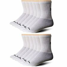 Under Armour Men's Charged Cotton Crew Socks (6 Pack)