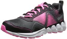 Reebok Women's Zigkick Wild Trail Running Shoe, Black/Gravel/Electro Pink/White