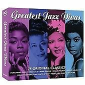 Greatest Jazz Divas - Various Artists (3CD) [SAME DAY DISPATCH * NEW SEALED]