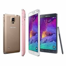 Unlocked Samsung Galaxy Note 4 Mobile Phone LTE GSM 4G Smartphone AT&T T-Mobile