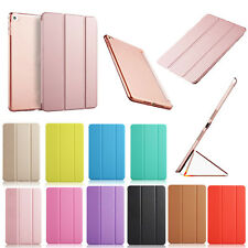 Magnetic Shockproof Smart Stand Sleep AUTO Wake Case Cover For Apple iPad Air 2