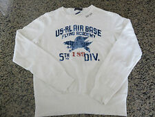 Polo RALPH LAUREN US Eagle RL Air Base Flying Academy Sweatshirt S or M
