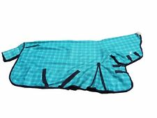 AA 1200D No Fill Waterproof Breathable Horse Rug Combo 5'0