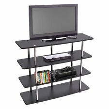 Convenience Concepts Designs2Go™ XL Highboy TV Stand - Black and