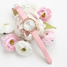 Luxury Fashion Round Women Watches Brand Quartz Wristwatch Casual Ladies W