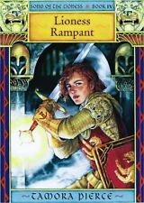 Lioness Rampant (Song of the Lioness)-ExLibrary