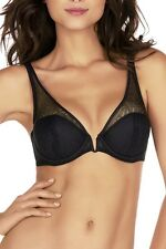 Push up Bra Implicite Model Pulsion Black T 85 to 100 a/ B/ C/ D