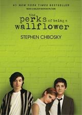 The Perks of Being a Wallflower by Stephen Chbosky (2012, Paperback, Movie Tie-…