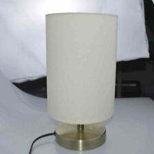Cloth shade Desk lamp Fabric Table lamp Bedside Living room Bedroom Nightstand