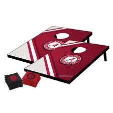 Wild Sports Tailgate NCAA Toss Cornhole Bean Bag Game Set