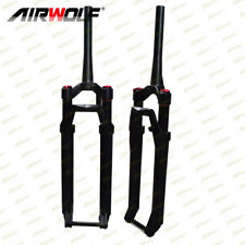 Tapered 27.5er /29er Full Suspension MTB Fork thru axle Alloy mountain bike fork