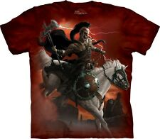 Dark Rider Fantasy T Shirt Adult Unisex The Mountain