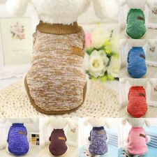 Hot~Pet Coat Dog Jacket Winter Clothes Puppy Cat Sweater Clothing Coat Apparel