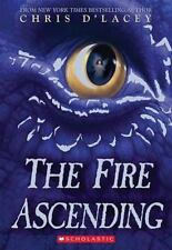 The Fire Ascending (Last Dragon Chronicles)-ExLibrary