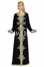 EXCLUSIVE ARRIVAL MARRIAGE MOROCCAN CAFTAN DESIGN FOR WOMEN DRESS 5872